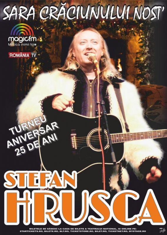 Ștefan Hrușcă la Teatrul Național
