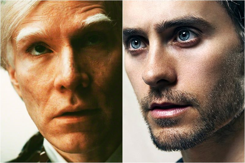 Andy Warhol / Jared Leto