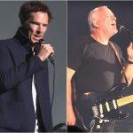 Benedict Cumberbatch & David Gilmour