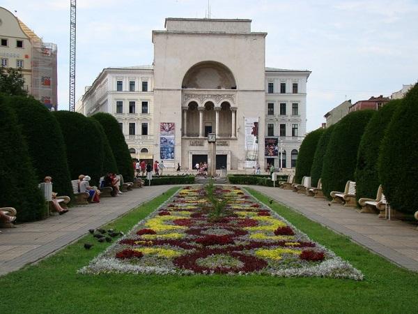 Opera Națională din Timișoara din Timisoara