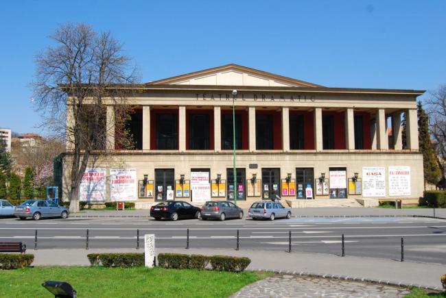 """Teatrul """"Sică Alexandrescu"""" Brașov din Brașov"""