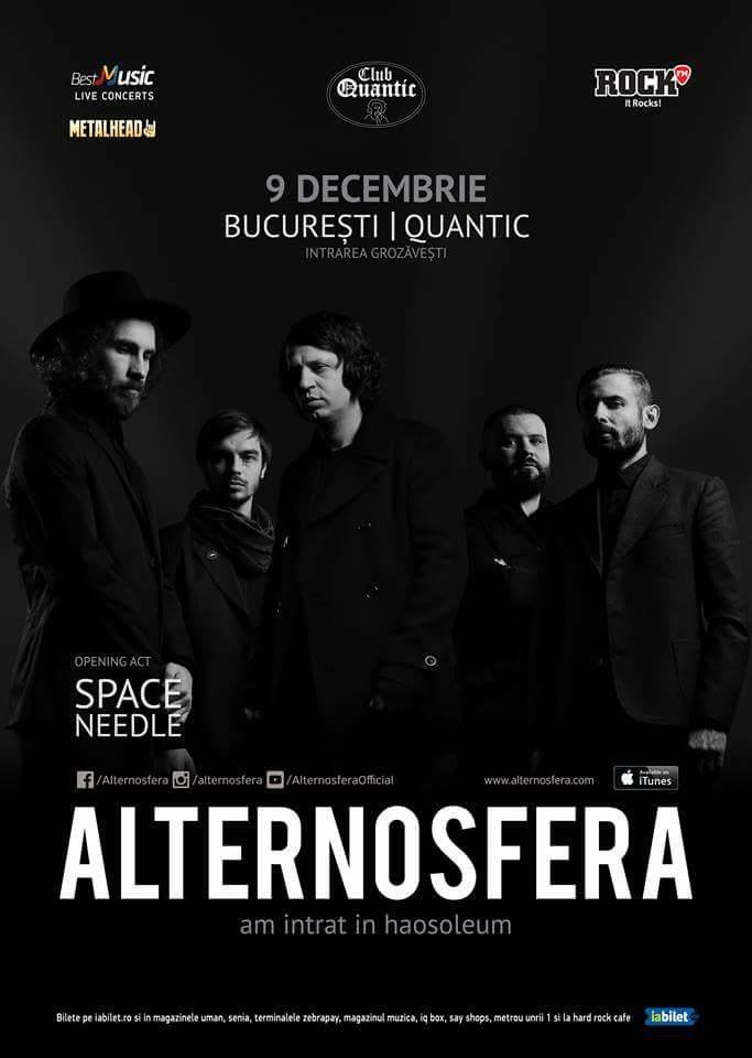 Alternosfera la Quantic Club