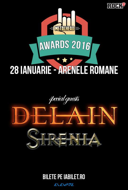 Metalhead Awards 2016