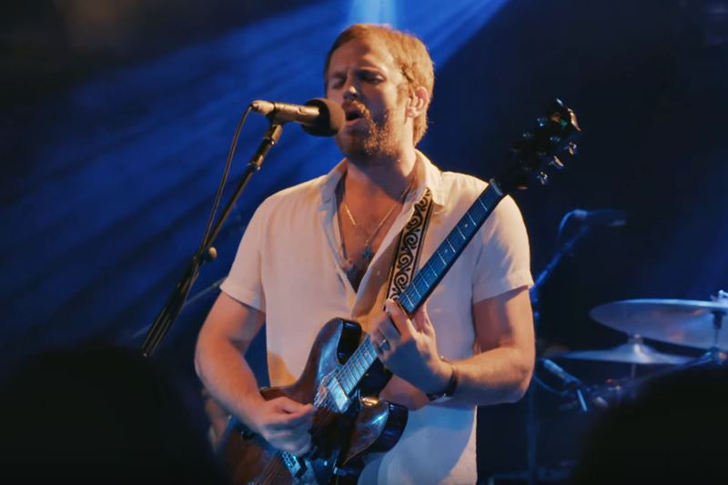 Kings Of Leon, Live