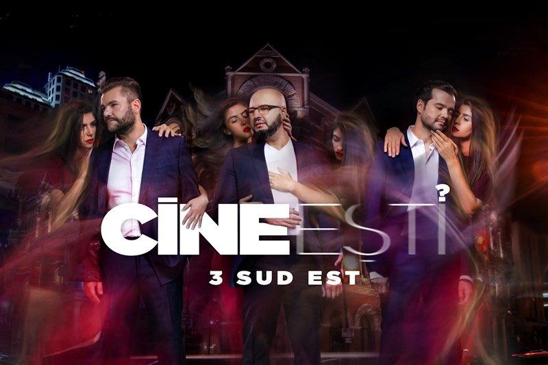 3 Sud Est - Cine Ești? (single artwork)
