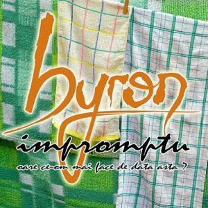 byron Impromptu – concert de improvizație rock