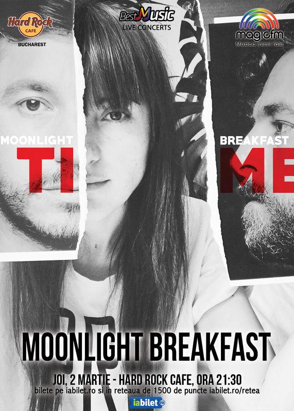 Moonlight Breakfast la Hard Rock Cafe