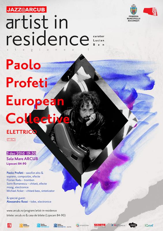 Paolo Profeti European Collective
