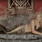 "Shakira - ""Chantaje"" (screenshot lyric video)"