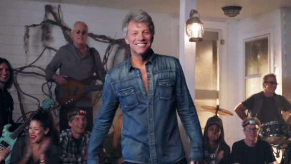 Bon Jovi - Come On Up To Our House