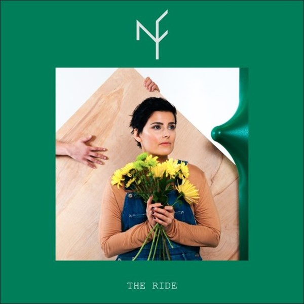 "Nelly Furtado - ""The Ride"" (copertă album)"