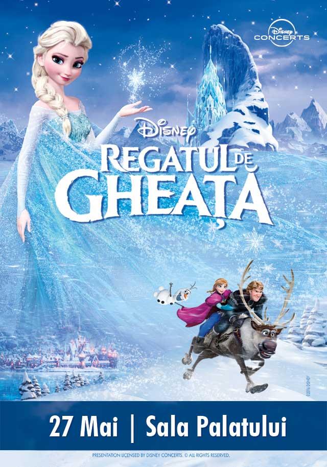 Disney Concert - Frozen la Sala Palatului