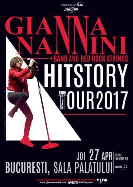 Poster eveniment Gianna Nannini