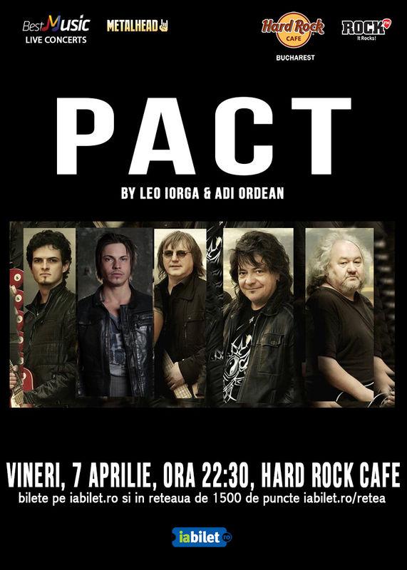 PACT by Leo Iorga & Adi Ordean