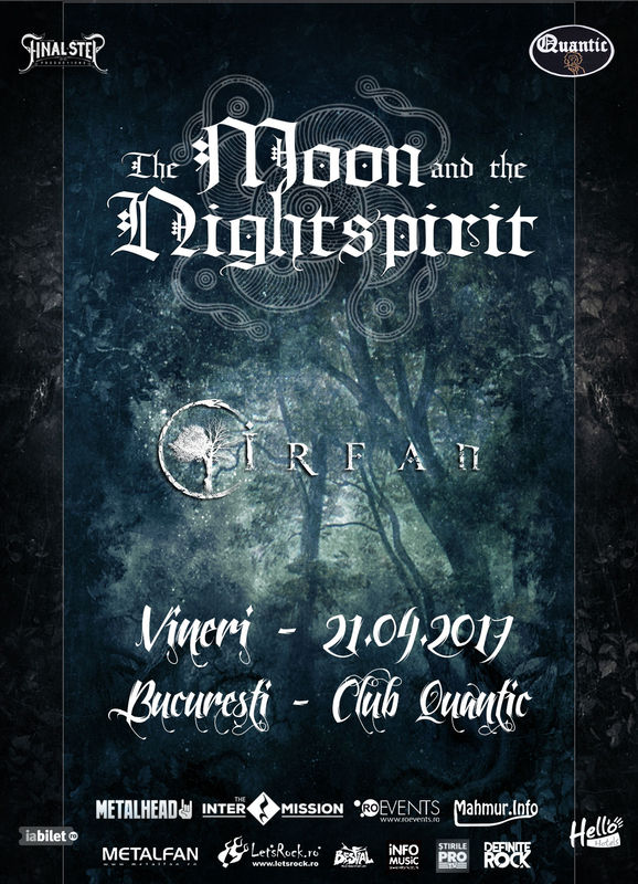 The Moon and the Nightspirit I Irfan la Quantic Club