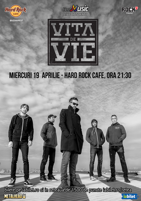 Vița de Vie la Hard Rock Cafe