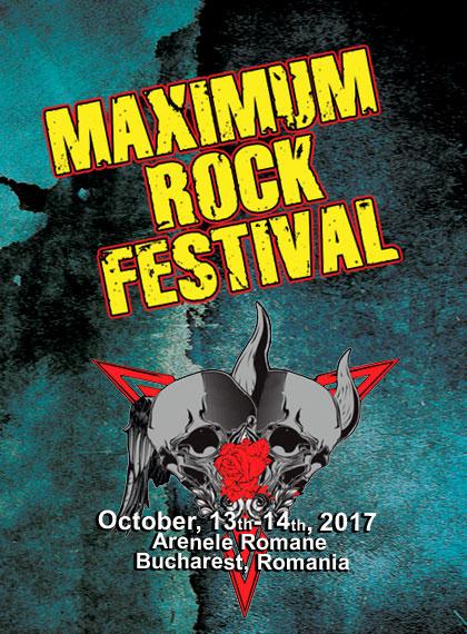 Maximum Rock Festival la Arenele Romane