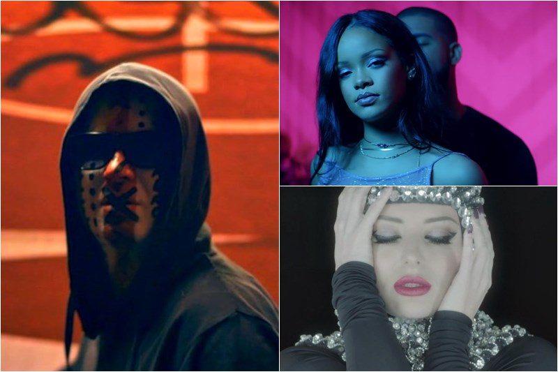 Cele mai populare videoclipuri muzicale din 2016