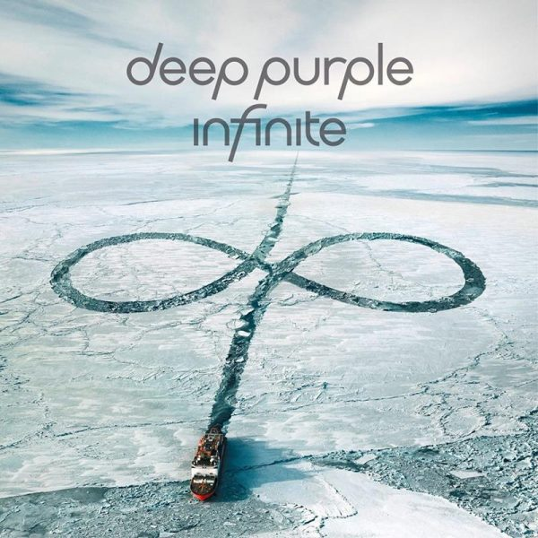 "Deep Purple - ""Infinite"" (copertă album)"
