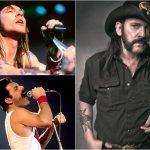 Axl / Lemmy / Freddie