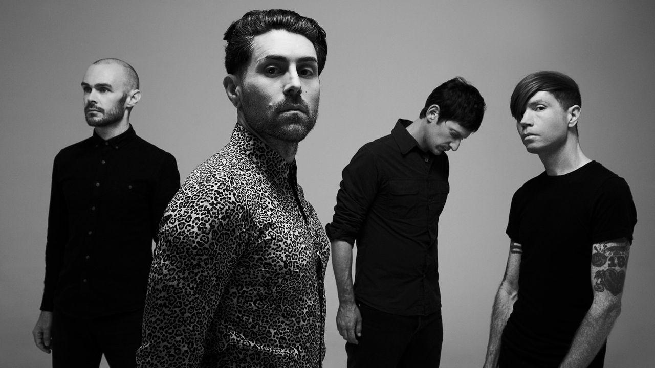 Trupa AFI, The Blood Album (Pagina oficiala Facebook a trupei)