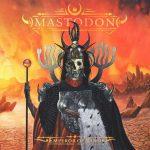 Mastodon Emperor of Sand coperta album