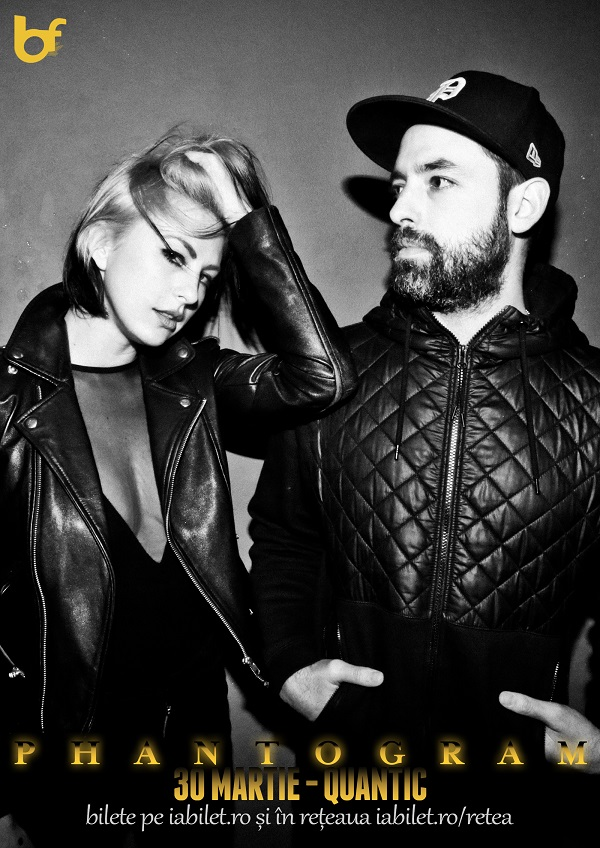 Phantogram la Quantic Club