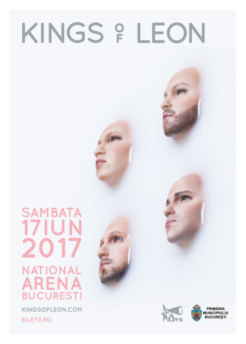 Kings of Leon la Arena Națională