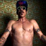 Anthony Kiedis, solistul Red Hot Chili Peppers
