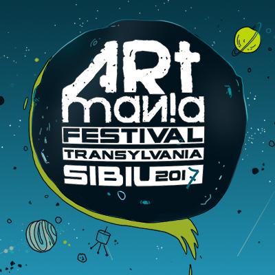 ARTmania Festival 2017 la Piața Mare din Sibiu
