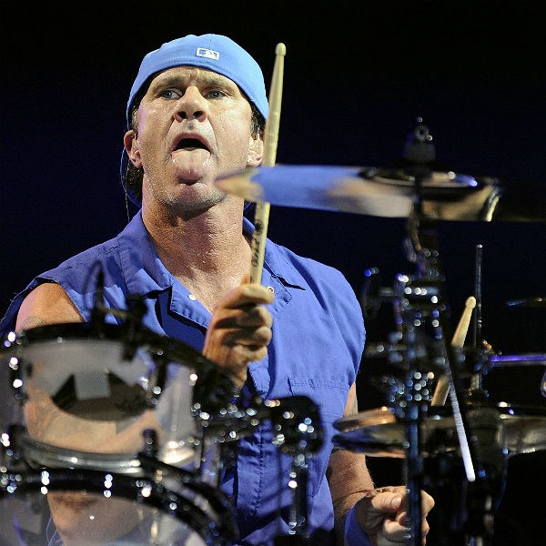 Chad Smith, toboșarul RHCP