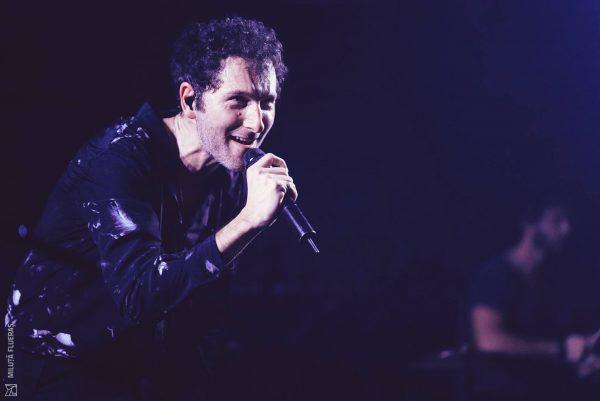 Simon Buret (AaRON) în concert la București pe 13 ianuarie 2016