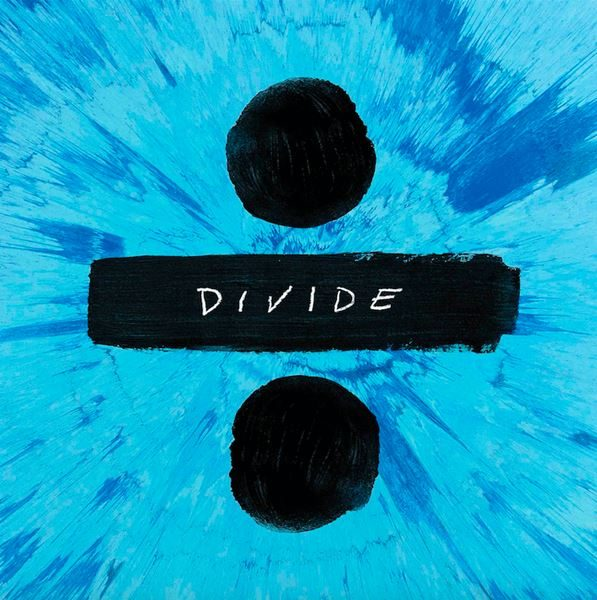 "Ed Sheeran - ""Divide"" (copertă album)"