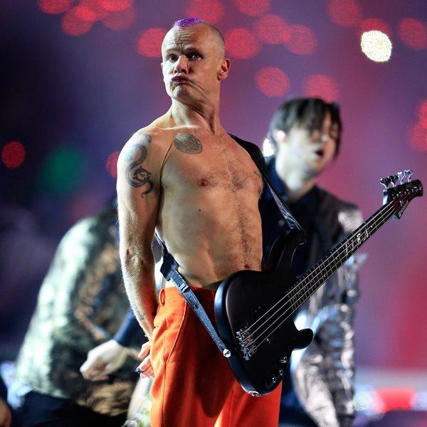 Flea, basistul RHCP