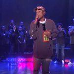 Pharrell Williams, live@Ellen