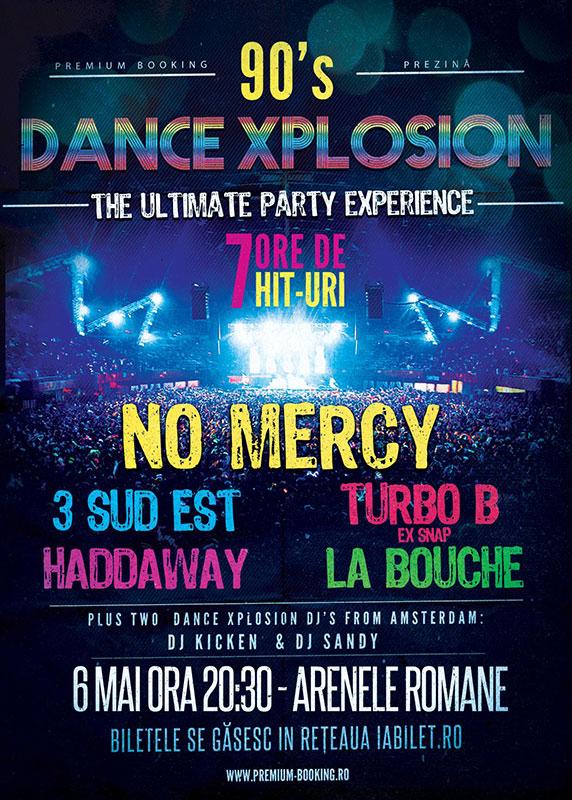 ANULAT - 90'S DANCE XPLOSION LIVE