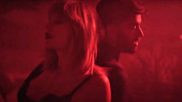 "Secvență din clipul ""I Don't Wanna Live Forever"" (Fifty Shades Darker)"