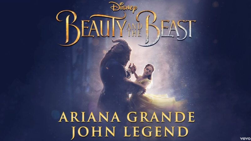 Coperta Soundtrack Beauty and the Best Ariana Grande John Legend