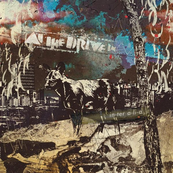 Coperta album At the Drive In In Ter A Li A