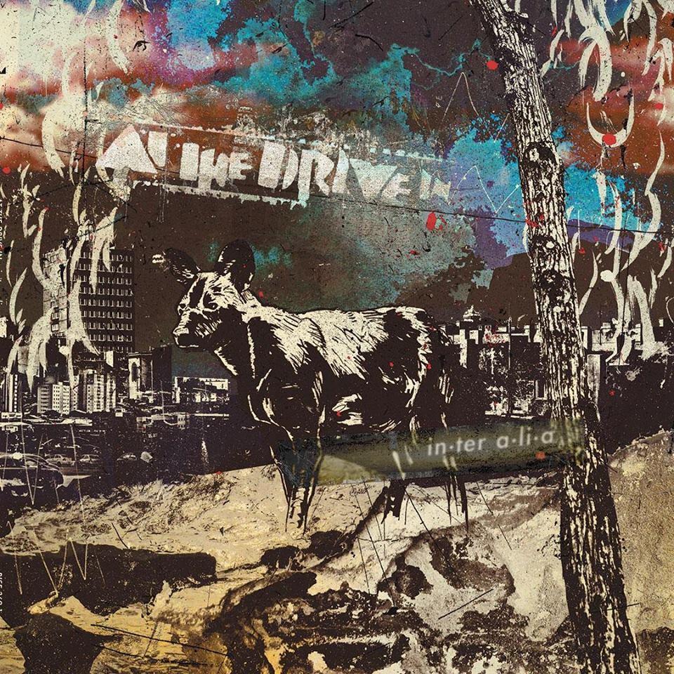 Coperta album At the Drive In In Ter A Li A