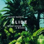 Coperta single Calvin Harris Frank Ocean Migos Slide