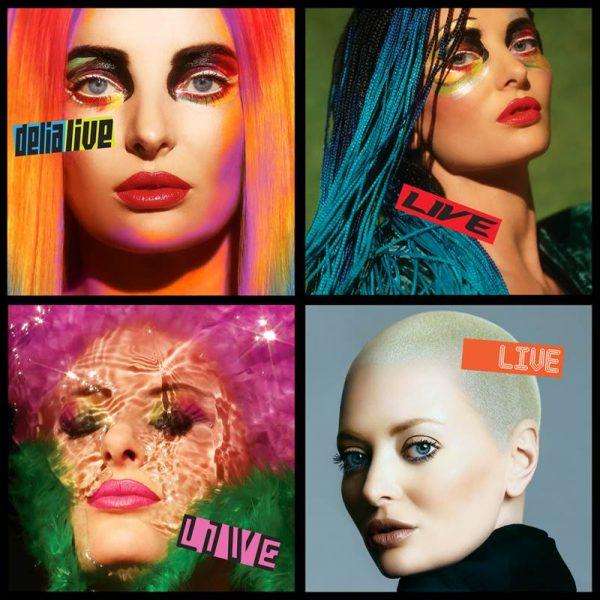 Delia - Live