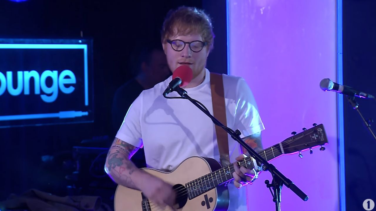 Ed Sheeran cover Little Mix Touch