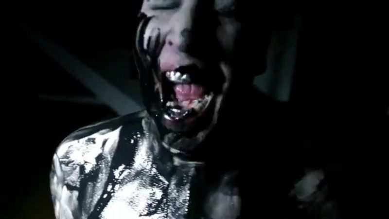 Marilyn Manson teaser Say10