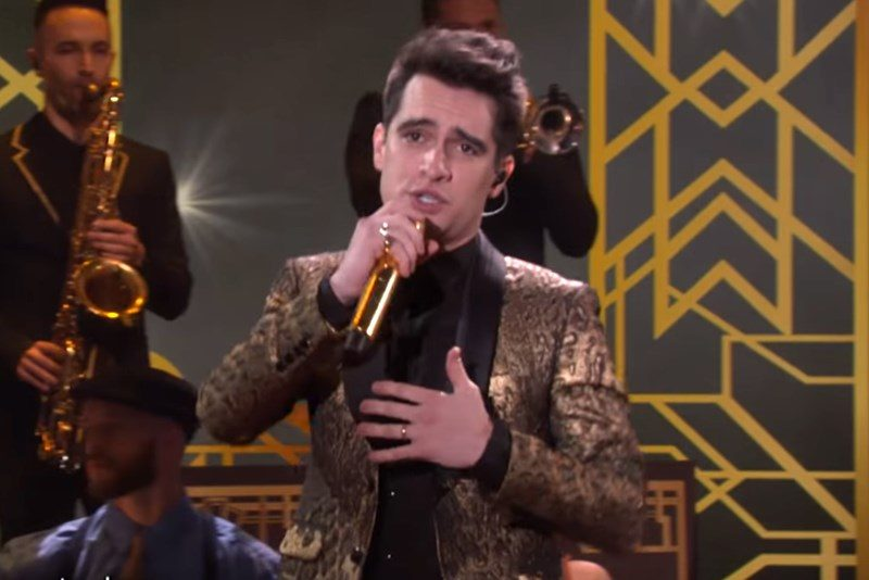 Panic! At The Disco live la Ellen