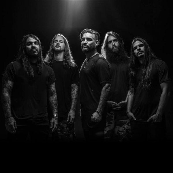 Suicide Silence formatie completa 2017