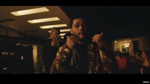 Videoclip The Weeknd Reminder