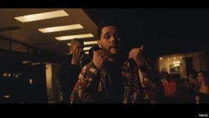 Videoclip The Weeknd Reminder