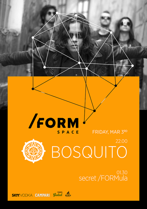 Bosquito la Form Space Club