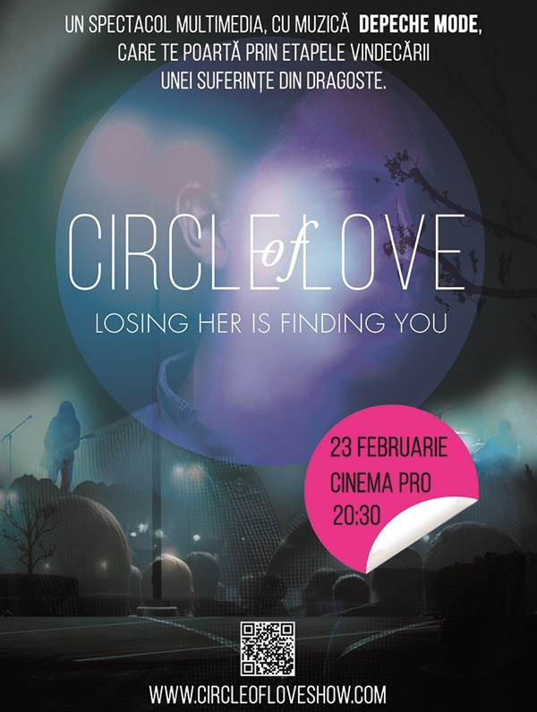 Circle of Love la CinemaPro